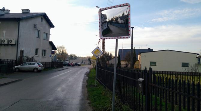 Czosnów: Bezpieczniej na drogach