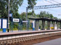 Modlin Stary: Wiesław G. ukradł walizkę z peronu