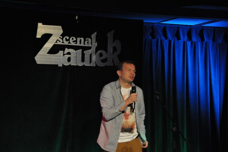 NOK: Tomasz Jachimek w Scenie Zaułek