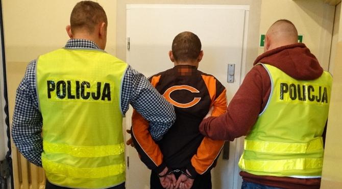 Nasielsk: Areszt dla podejrzanego o napad na sklep