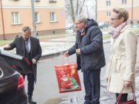 Nowy Dwór Maz: Podopiecznych komitetu społecznego odwiedził mikołaj