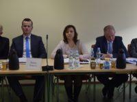 Burmistrz Zakroczymia na Sesji Rady Powiatu [WIDEO]