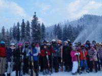 Nasielsk: Harcerze na zimowym biwaku