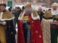Trzej królowie w Twierdzy Modlin!