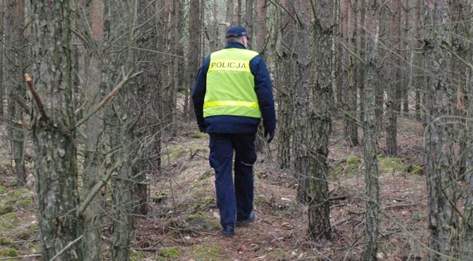 Modlin Twierdza: Poszukiwali 42-latka