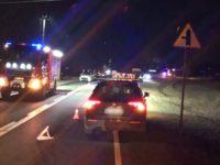 Cybulice Małe: Śmiertelny wypadek motocyklisty