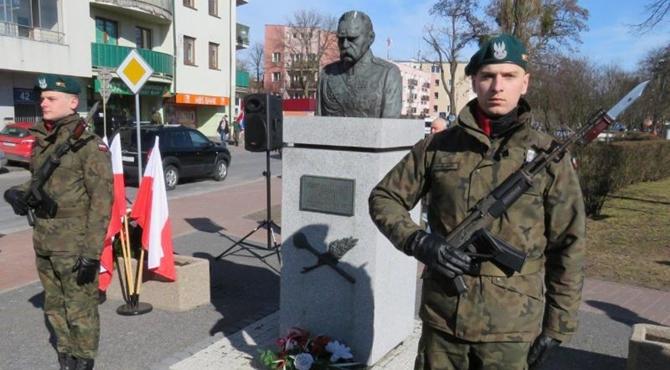 Nowy Dwór Maz: Imieniny Marszałka Piłsudskiego