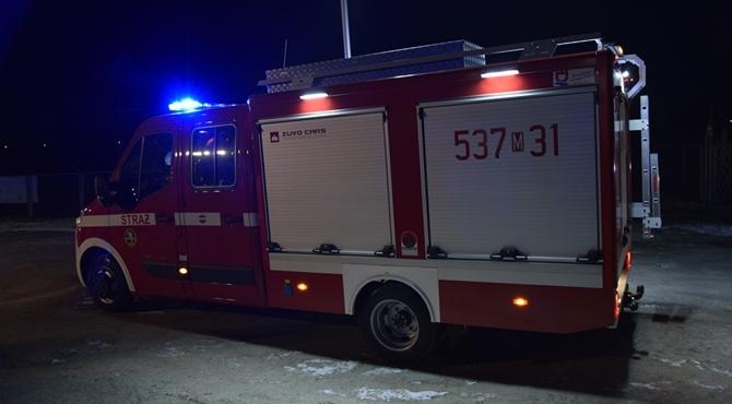 Modlin Twierdza: Dofinansowanie dla strażaków
