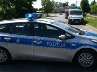 Nasielsk: Śmiertelny wypadek na ulicy Płońskiej