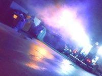 Nowy Dwór Maz: W weekendową noc płonęły śmietniki