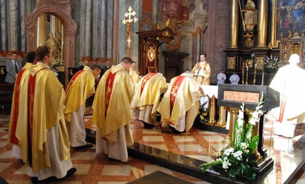 Zmiany w parafiach diecezji płockiej