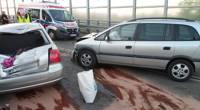 Nowy Dwór Maz: Śmiertelny wypadek na wiadukcie