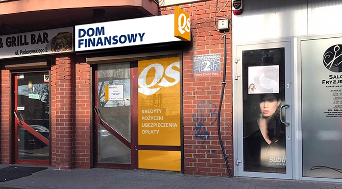 Nowy Dwór Maz: Otwarcie Domu Finansowego QS