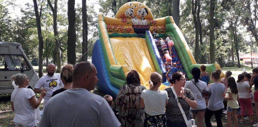 Modlin Twierdza: Piknik rodzinny przyciągnął tłumy