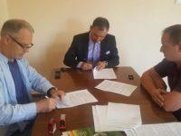 Smoły: Podpisana umowa na przebudowę drogi