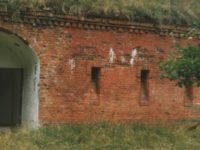 Modlin Twierdza: Mężczyzna zaklinował się w bunkrze.