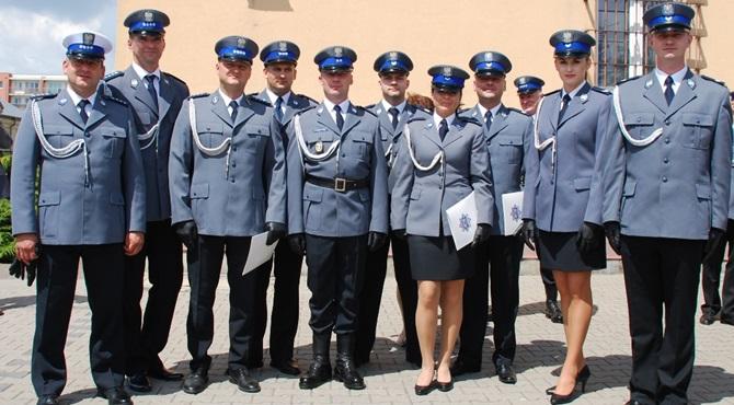 Nowy Dwór Maz: 99. rocznica powstania Policji Państwowej